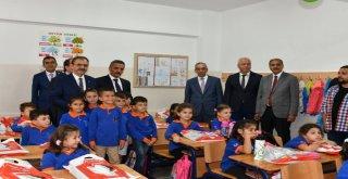 Samsun'da Eğitim Zili Çaldı