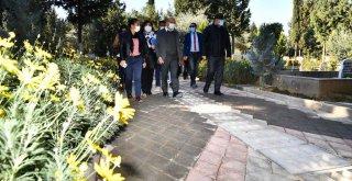 Işıkkent Mezarlığı yenileniyor