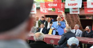 Başkan Kocamaz'dan İki Günde 18 Mahalle Ziyareti