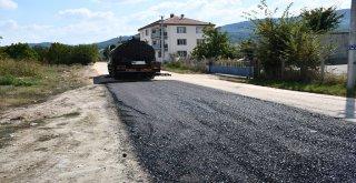 Yeniceköy'de Sathi Kaplama Çalışmaları Başladı