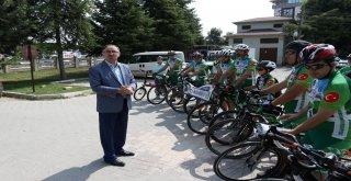 Pedallar Mustafakemalpaşa için döndü