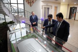 Bursa Valisi Küçük'ten Başkan Dündar'a Ziyaret