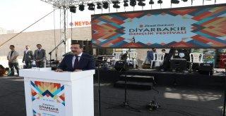 Diyarbakır Gençlik Festivali Başladı