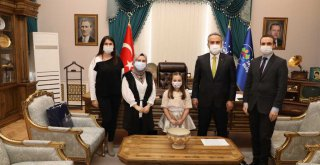 Bursa'nın minik yeteneği göğsümüzü kabarttı