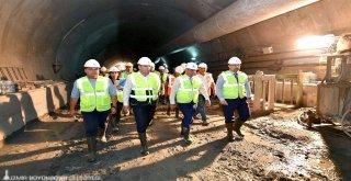 Narlıdere metrosu tempo artırıyor
