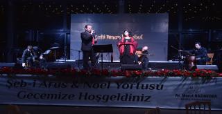Beşiktaş'ta Şeb-i Arus ve Noel Kutlaması Bir Arada…
