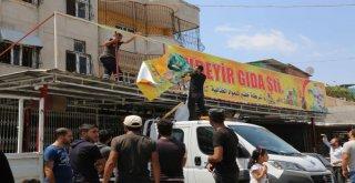 Adana'da Arapça Tabela, Poster ve Afişler Kaldırıldı