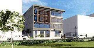 Riskli bina modern eğitim yuvasına dönüyor