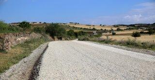 Kula'ya 261 Kilometrelik Asfalt