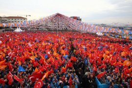 Bursa'da tarihi gün