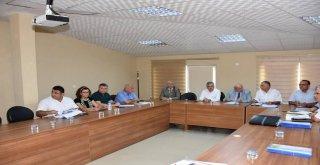 Büyükşehir Belediyesi'nin Yatırımları Değerlendirildi
