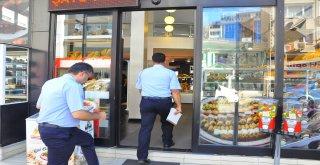 Ümraniye Belediyesi Her Bayram Öncesi Olduğu Gibi Bu Bayram da Gıda Denetiminde