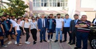 ÇÜ Meslek Yüksek Okulu Metal Atölyesi Açıldı