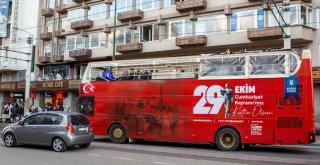Bursa'da motorize coşku