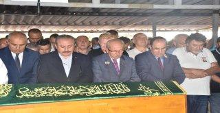 Başkan Albayrak Levent Diktaş'ın Cenaze Merasimine Katıldı
