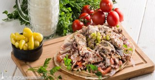 İzmir sokak lezzetleri Lyon'u fethetti