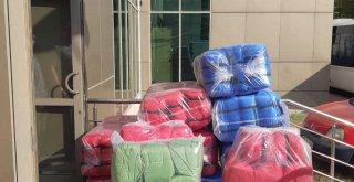Destek paketleri dağıtılmaya başlandı
