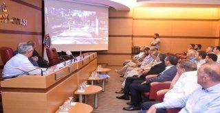 Başkan Kadir Albayrak Ticaret ve Sanayi Odaları ve Ticaret Borsaları Temsilcileri İle Buluştu