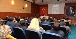 Büyükşehir'den ''Kütüphane Söyleşi Günleri''