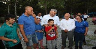 Büyükşehir'den Özel Çocuklara Kamp