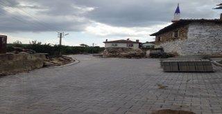 Çatalarmut'un Üstyapısı da Yenileniyor