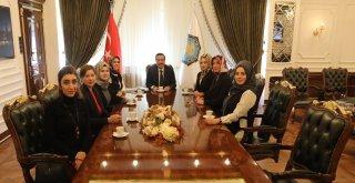 KADEM'den Başkan Atilla'ya ziyaret