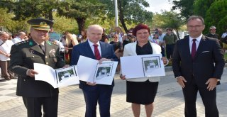 Atatürk'ün Tekirdağ'ı Ziyareti Ve Harf İnkılabının 90. Yıldönümü Kutlandı