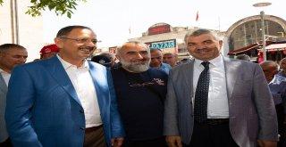 Başkan Çelik'ten Diyanet'e Kurban Bağışı