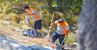 Maltepe'nin sokaklarında bayram temizliği