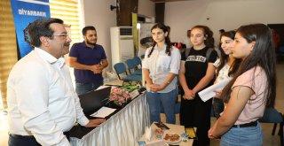 Başkan Atilla: Hayatın her aşamasında gençlerimizin yanındayız