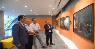 Komutan Panorama 1326 Bursa Fetih Müzesi'ni Gezdi