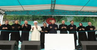 MEVLÜT UYSAL: 'İSTANBUL'A KAZANDIRDIĞIMIZ 5 YENİ ESER HAYIRLI OLSUN'