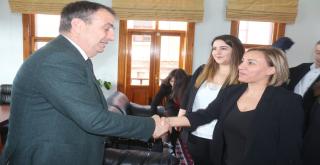 Beşiktaş Belediyesi'nden Ayvalık Belediyesi'ne Ziyaret'