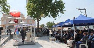 Sümbüllük Cami Törenle İbadete Açıldı