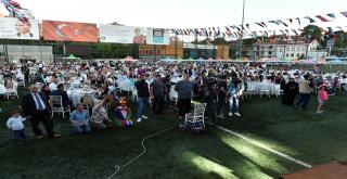 Beşiktaş Belediyesi Sünnet Şöleni!