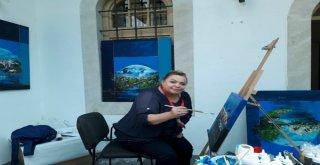 Ressamların Ustası Çeken'den İkiz Sergi