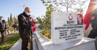 Devrim şehidi Kubilay ve arkadaşları Menemen'de anıldı