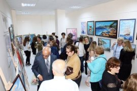 Mudanya'da Emeği Sanata Dönüştürdüler