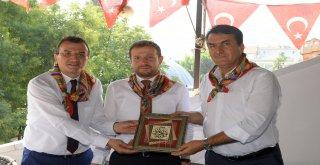 Başkan Dündar, Yörük Türkmenleri İle Buluştu