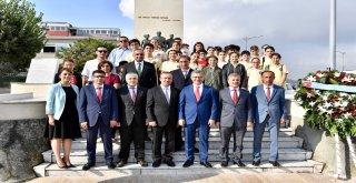 ÜSKÜDAR'DA 30 AĞUSTOS ZAFER BAYRAMI KUTLAMASI