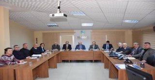 Büyükşehir Belediyesinin Hizmet ve Yatırımları Değerlendirildi