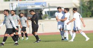 Manisa Büyükşehir Belediyespor Hazırlık Maçlarında Kaybetmiyor : 1-1