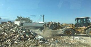Büyükşehir'den Kaçak Moloza Karşı Uyarı