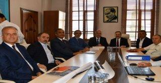 Başkan Şahin: Yüksek Hızlı Tren Ankara ile Bağlarımızı Güçlendirecek