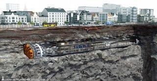 Narlıdere Metrosu'nu