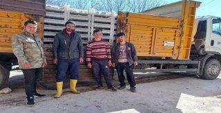 Büyükşehir çiftçiyle sözleşmeli üretim modelini başlattı