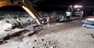 Kula'nın İçme Suyu Toplama Merkezi Yenileniyor