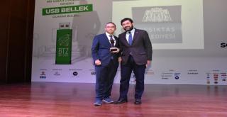 Beşiktaş Belediyesi'ne İTÜ'den Ödül!