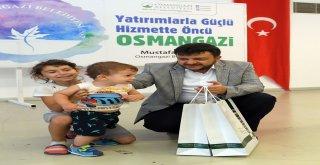Çocukların Bayramlıkları Osmangazi'den