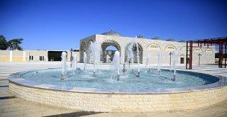 Kurşunlu Cami ve Kent Mezarlığı Projesi tamamlandı